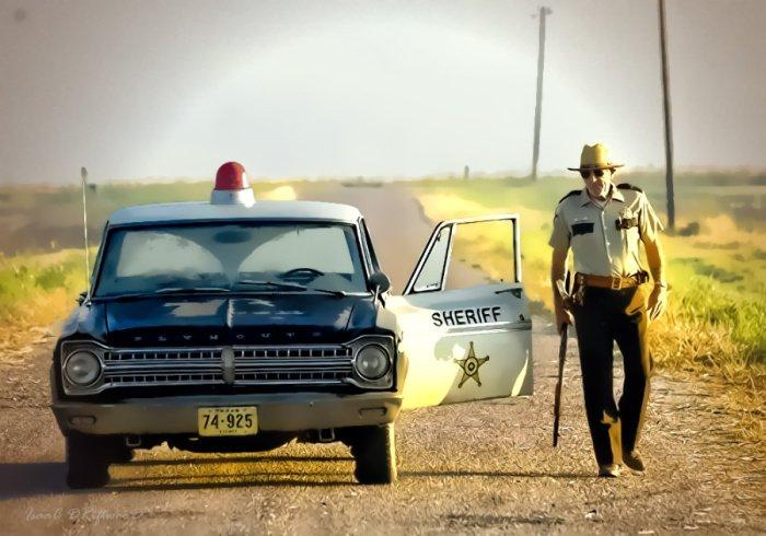 Двое парней ехали через Техас. Когда их остановили, произошло это!
