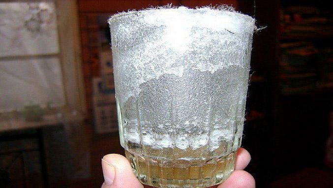 Как с помощью простого стакана воды понять, есть ли в Вашем доме скопление негативной энергии