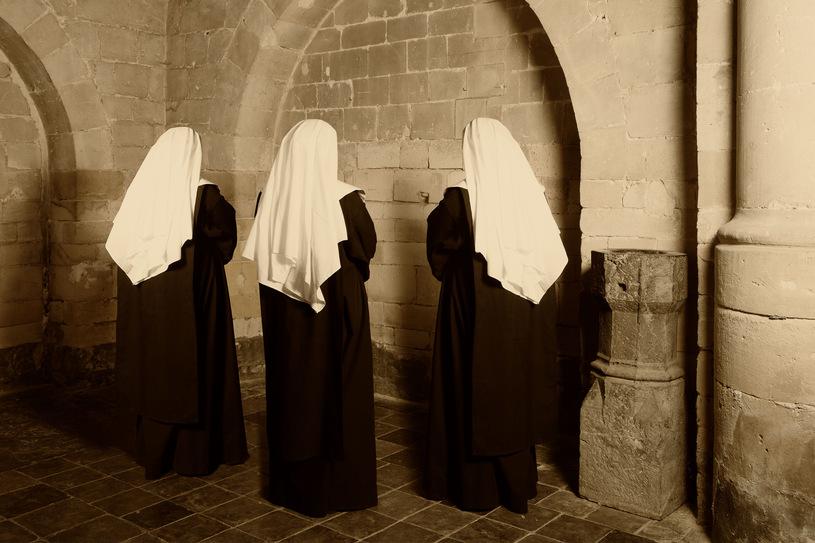 Три монахини шли на исповедь. То в чем призналась третья сестра – уморительно!
