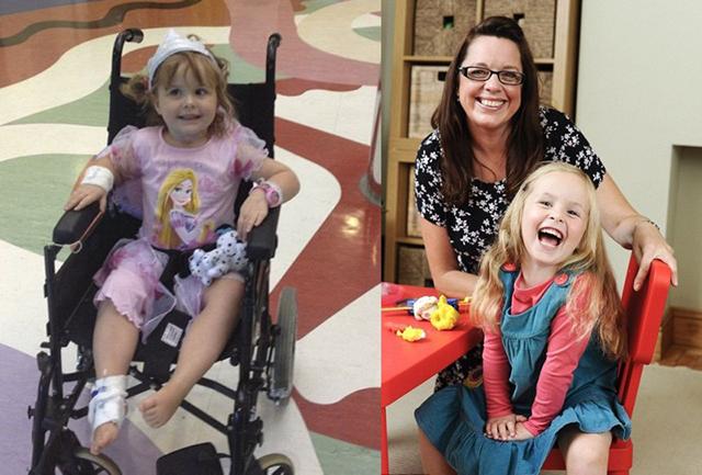 Мама обманула врачей, и это спасло жизнь ее дочери