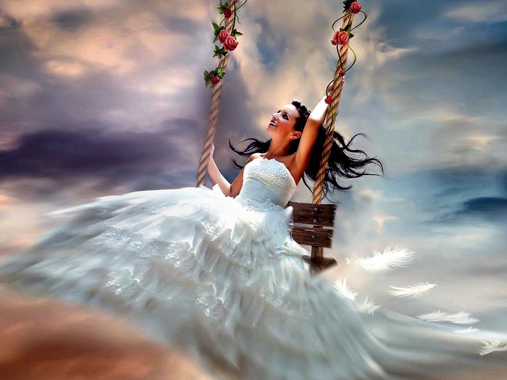 Женщина умирает и попадает на небеса. То что происходит с ней у райских ворот – уморительно!