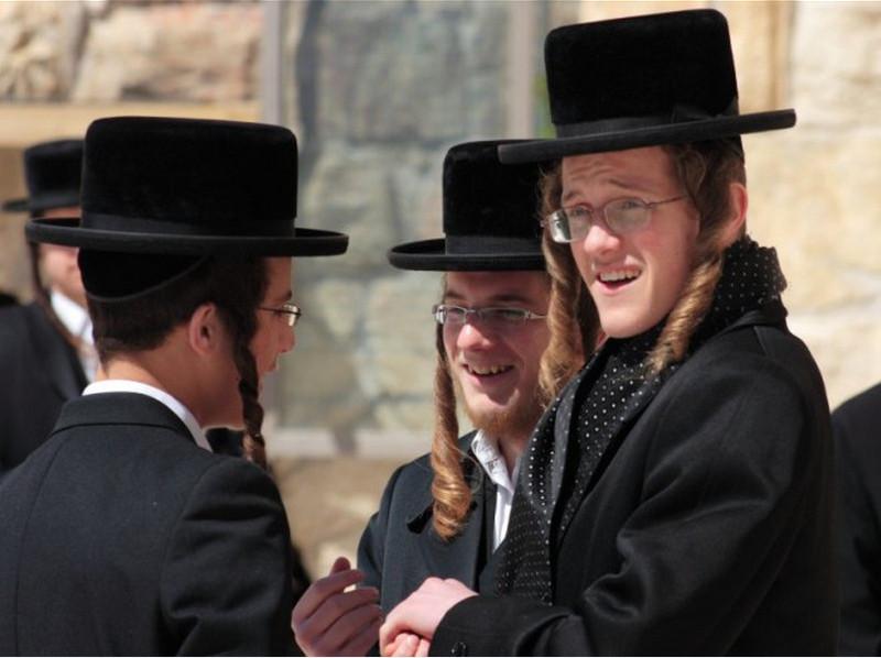 3 самых смешных анекдота про евреев!