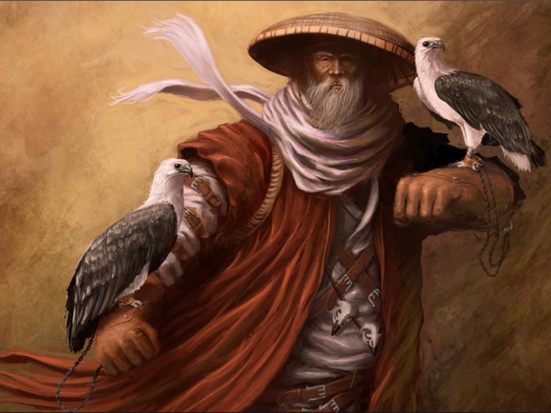 Птица счастья сказала старику загадать только одно желание.То, что загадал старик, просто невероятно!
