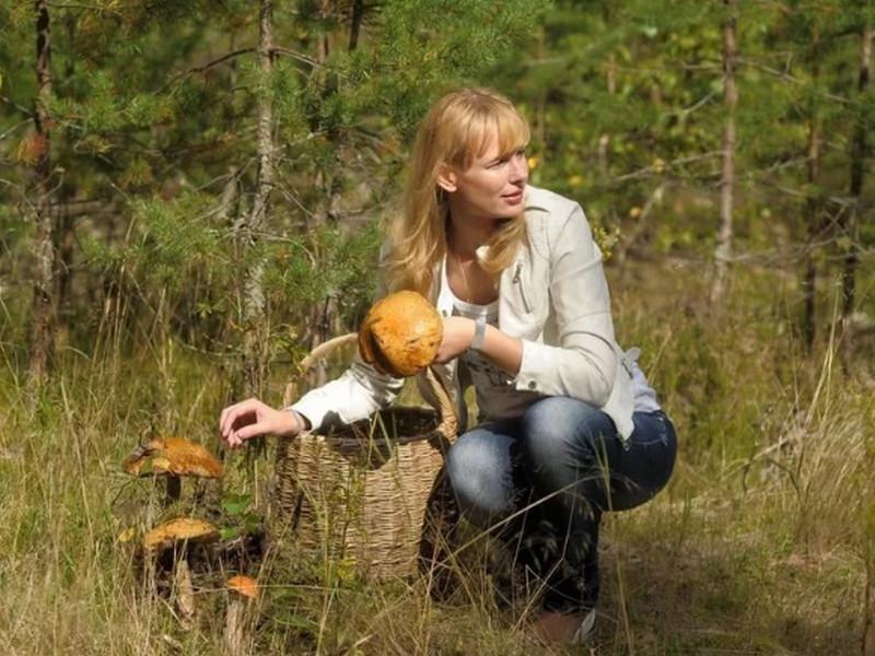 Женщина спокойно собирала грибы, но тут произошло ЭТО…
