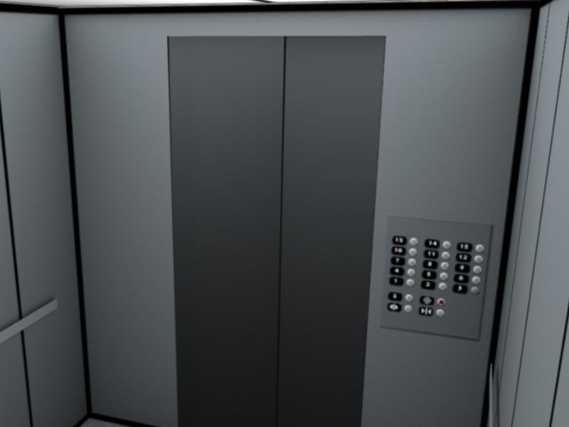 Парень с женщиной застряли в лифте — photo 13