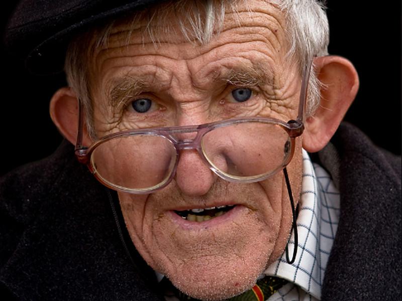 Ребята спросили у 75-ти летнего дедули, где ему нравилось работать больше всего. Его ответ просто умора!