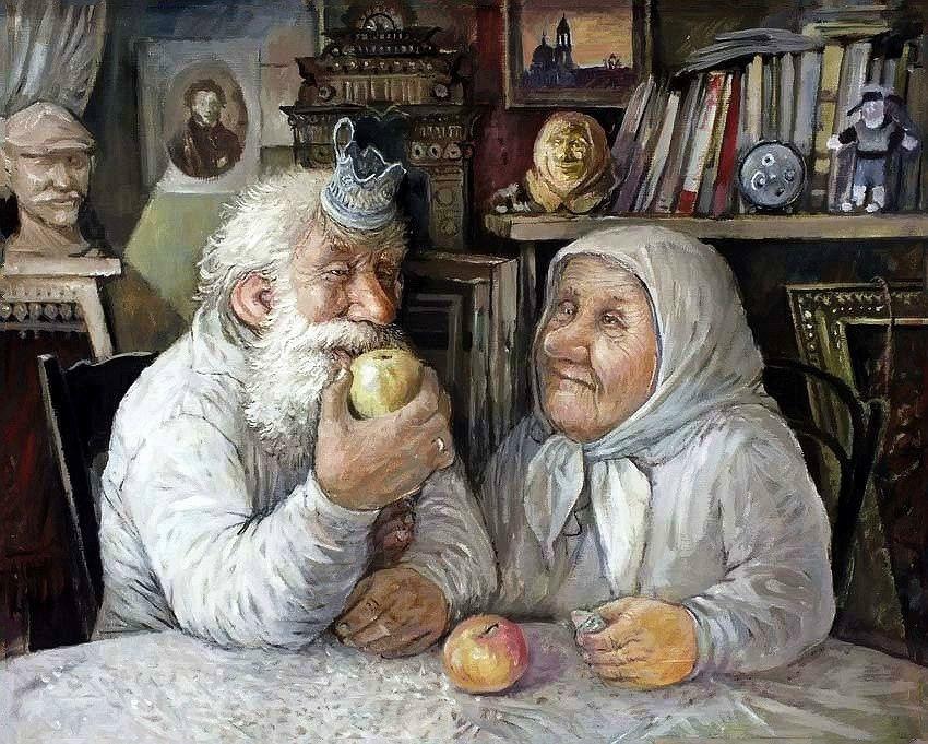 Старик решил узнать у жены правду об отце своего ребенка. Но то, что она ответила ему – шок!