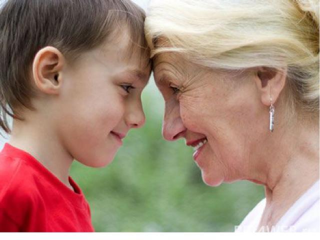 Маленький мальчик дал отличный ответ на вопрос своей бабушки. Это золото!
