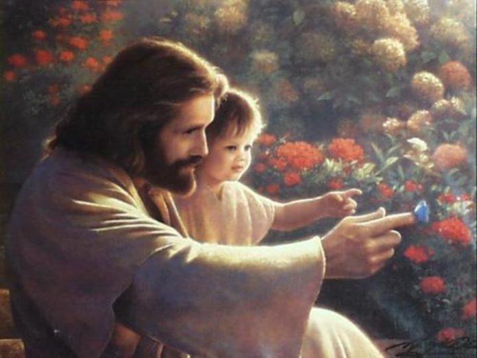 jesus-y-los-ni-os-4-696x522 Он был потрясен, когда его внук рассказал ему о страшной аварии. Но он никогда не ожидал этого!