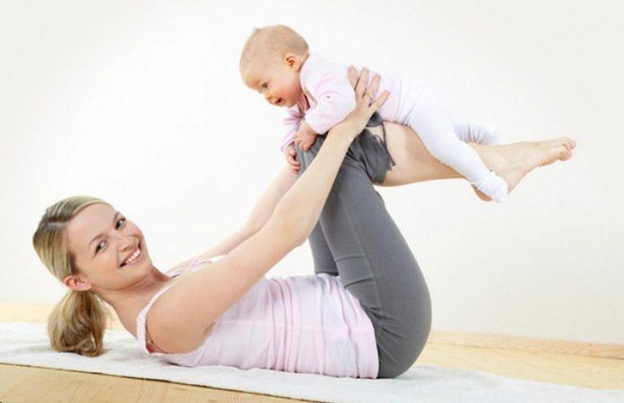 Он сказал ей, что уйдет от нее, если она не похудеет после родов.