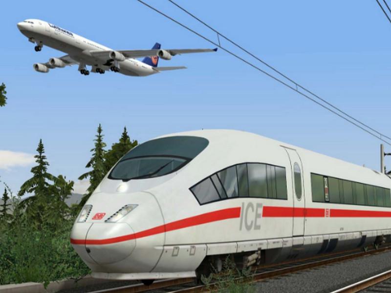 Двое решили обсудить, какой транспорт опаснее — самолеты или поезда. Итог был неожиданным!