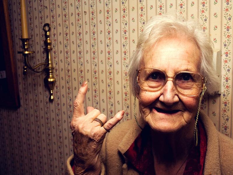В ЖКХ пришла бабушка с проблемами. То, что она сказала после решения всех проблем — просто умора!