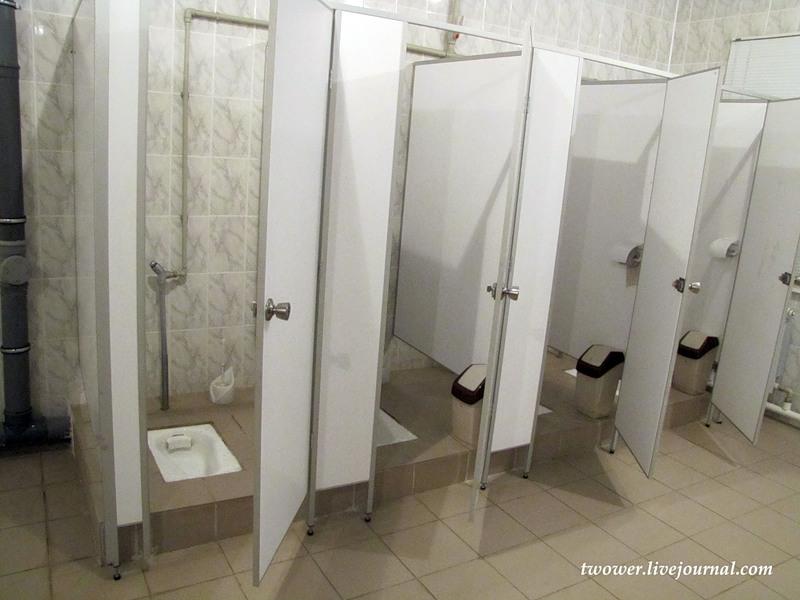 Ситуацию, которая произошла в общем туалете — стоит прочитать.