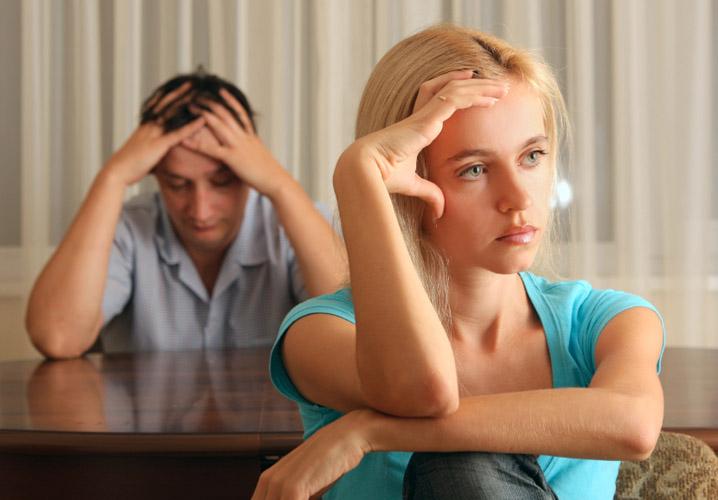 Жена говорила мужу, что он совсем не замечает её. То, что она сказала дальше — просто бесценно.