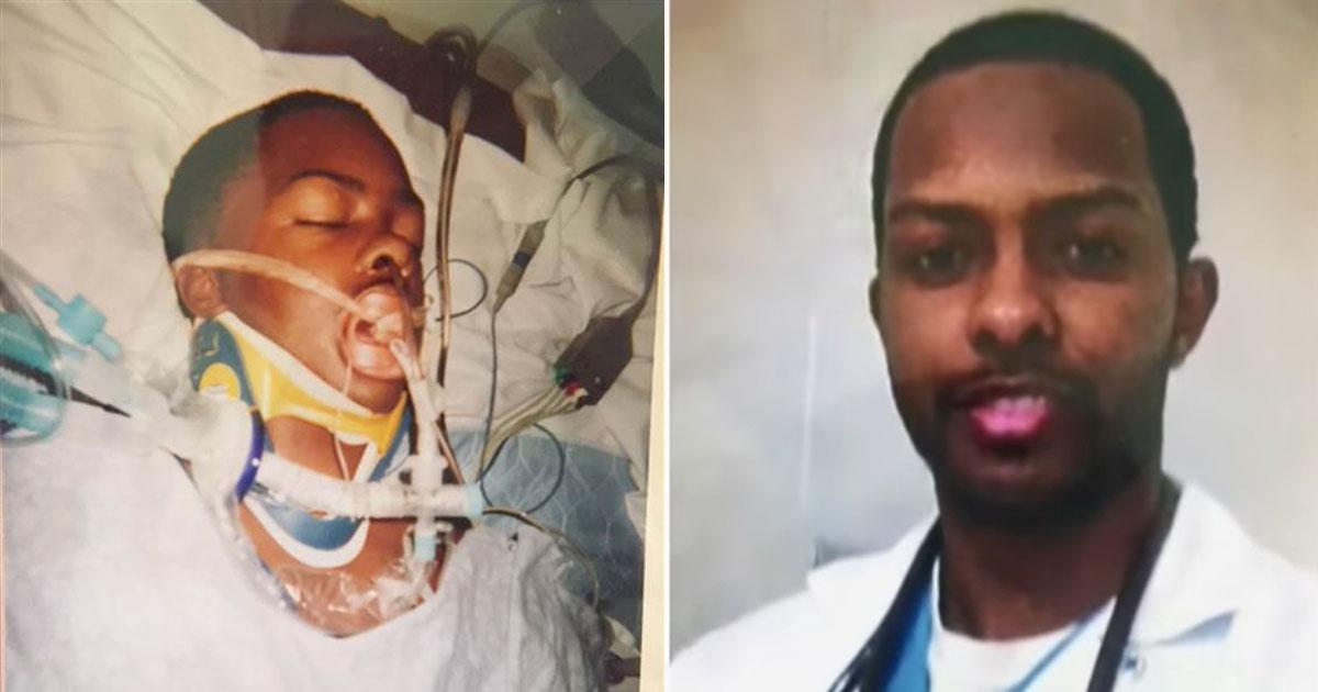 В больнице спасают жизнь человека после того, как его расстреляли. 9 лет спустя, он становится доктором в той же больнице!