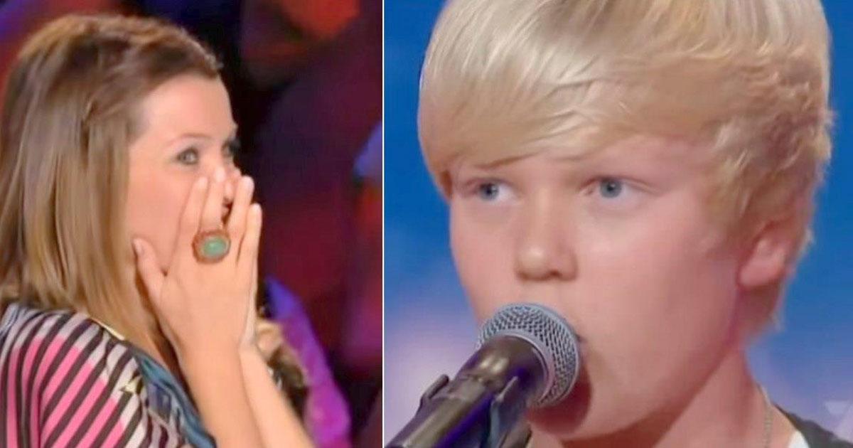 Четырнадцатилетний мальчик поет песню Уитни Хьюстон «I Have Nothing». Судьи мгновенно называют его суперзвездой!