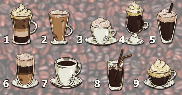 Выберите кофе и получите подсказку от вселенной