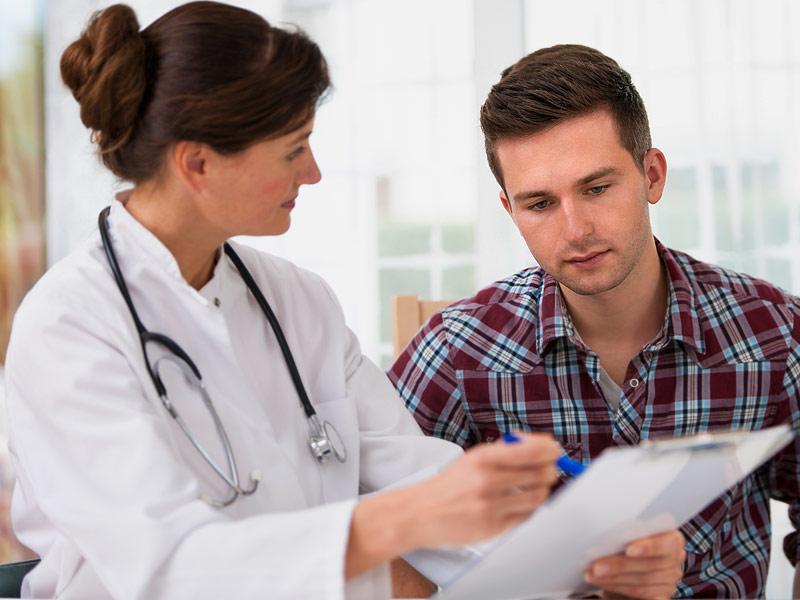 Разговор между пациенткой и врачом стоит прочитать!