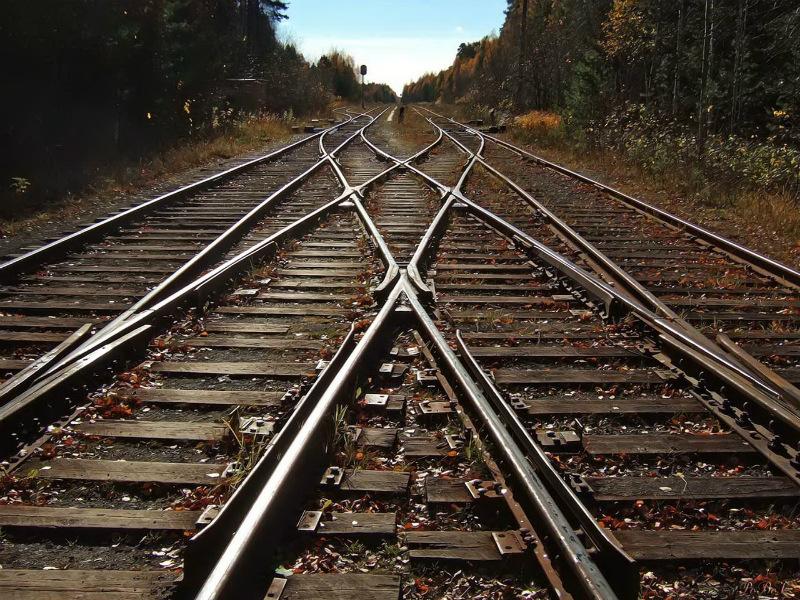 Этот диалог на железной дороге — стоит прочитать!