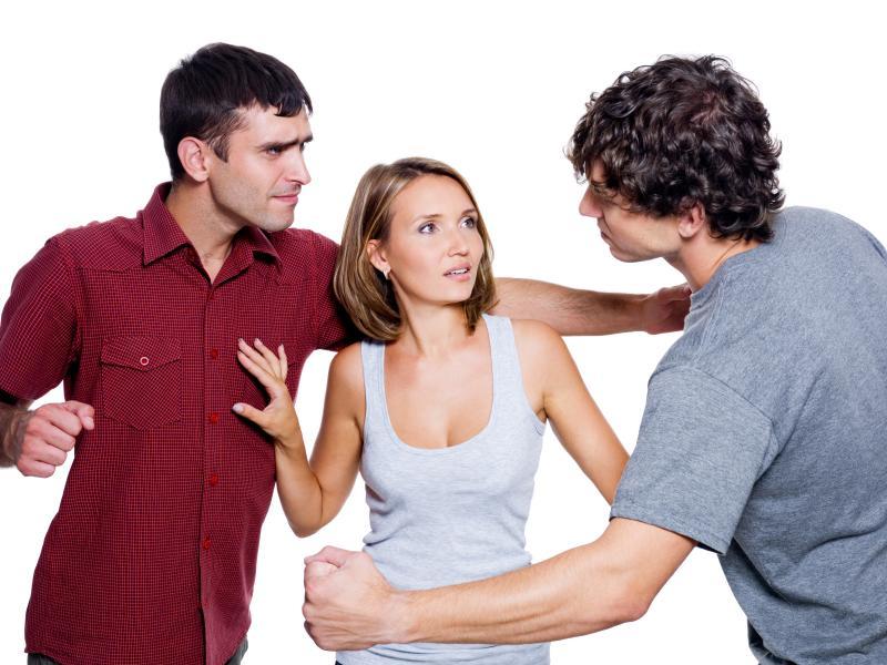 Два мужика подрались из-за жены одного. Разговор получился интересный!