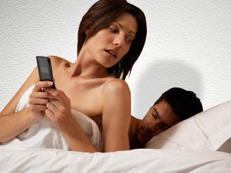 Разговор, произошедший между мужем и любовником — стоит прочитать!