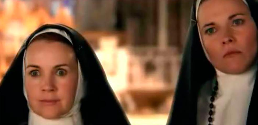 Эти две монахини шокировали кассира, когда они купили пиво. Но его ответ – идеально!