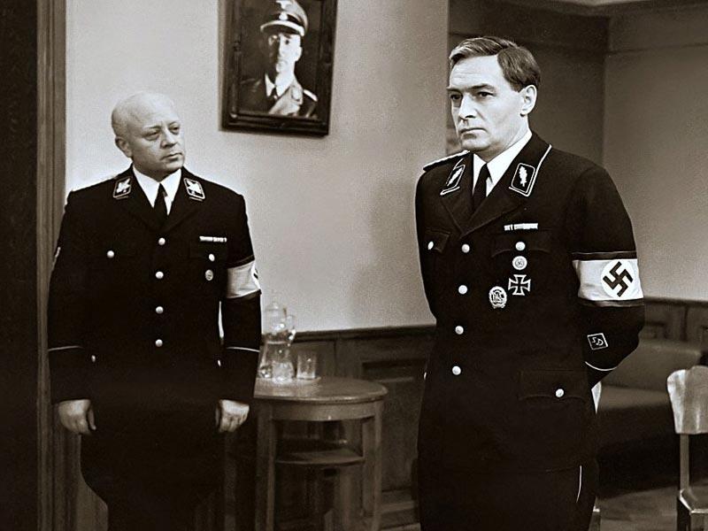 Этот разговор Штирлица и Мюллера — просто умора!