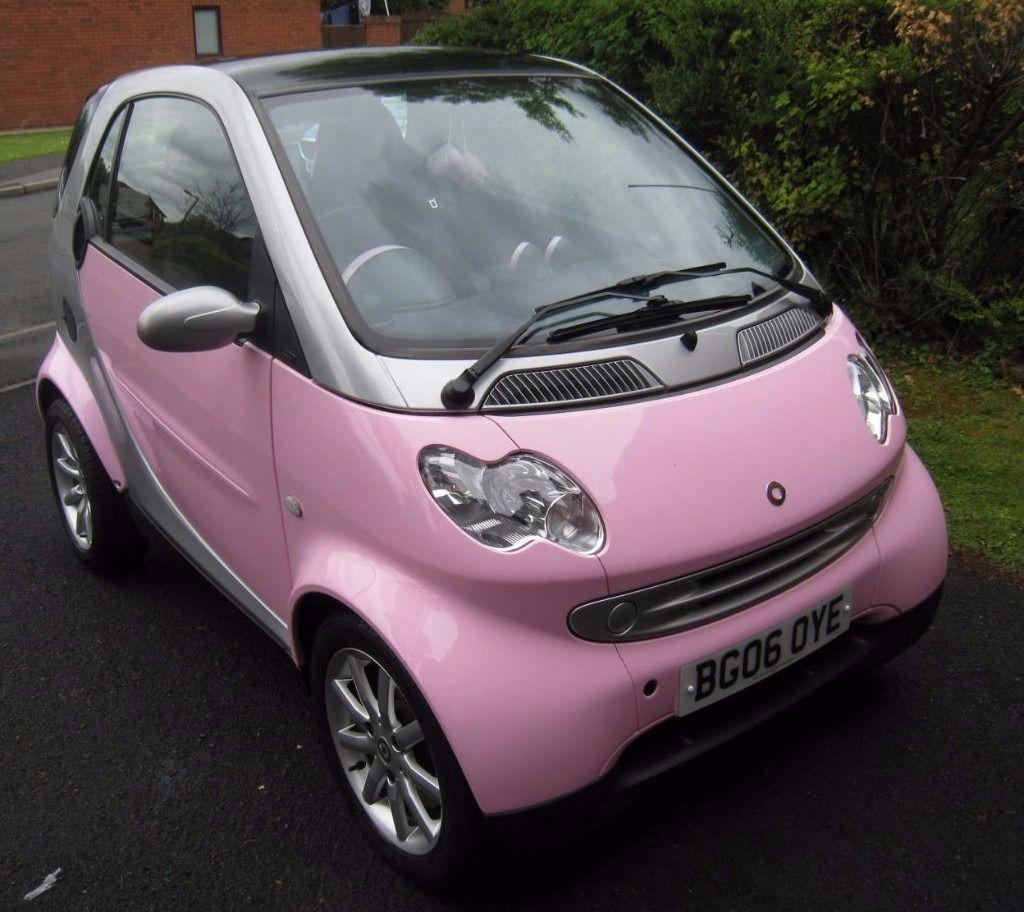 Две большие компании объединились для создания маленького автомобиля для женщин. Это просто чистое золото!