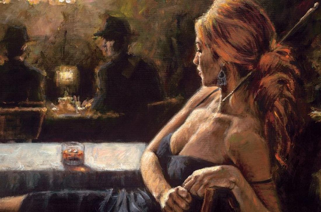 Мужчина шокирован, когда эта красивая женщина подходит к нему. Но то, что последовало затем – истерика!