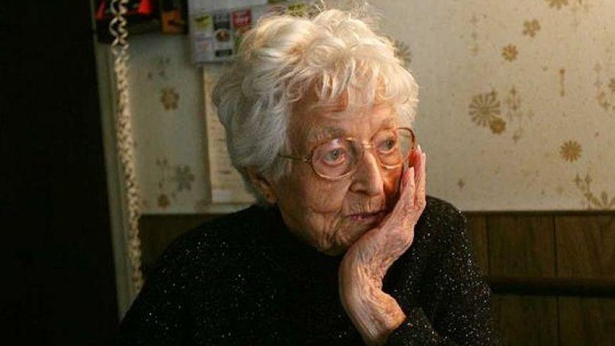 Этот 80-летний старик сказал, что он должен скоро встретиться со своей женой, но то, что он сказал дальше – бесценно!