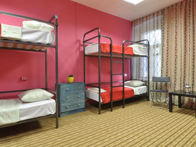 Общежитие, притягивающее детей!