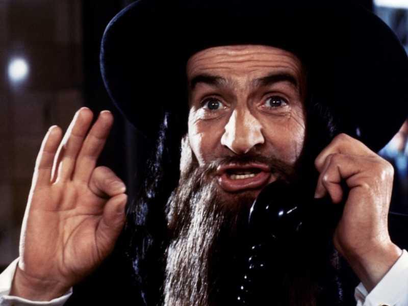 Один еврей обвинил другого в краже ложек. Концовку анекдота стоит прочитать!