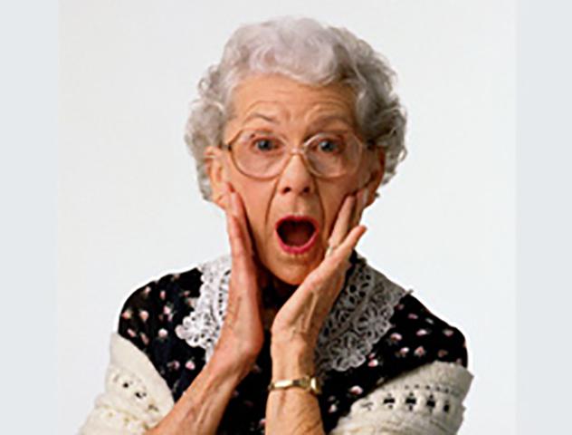У старой леди были проблемы с газами. Но решение доктора – заставит вас смеяться!