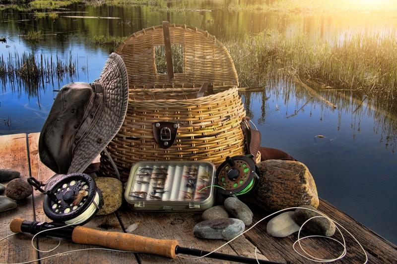 Она подозревала, что-то неладное, когда ее муж собрался на рыбалку. Но то, что она сделала – гениально!