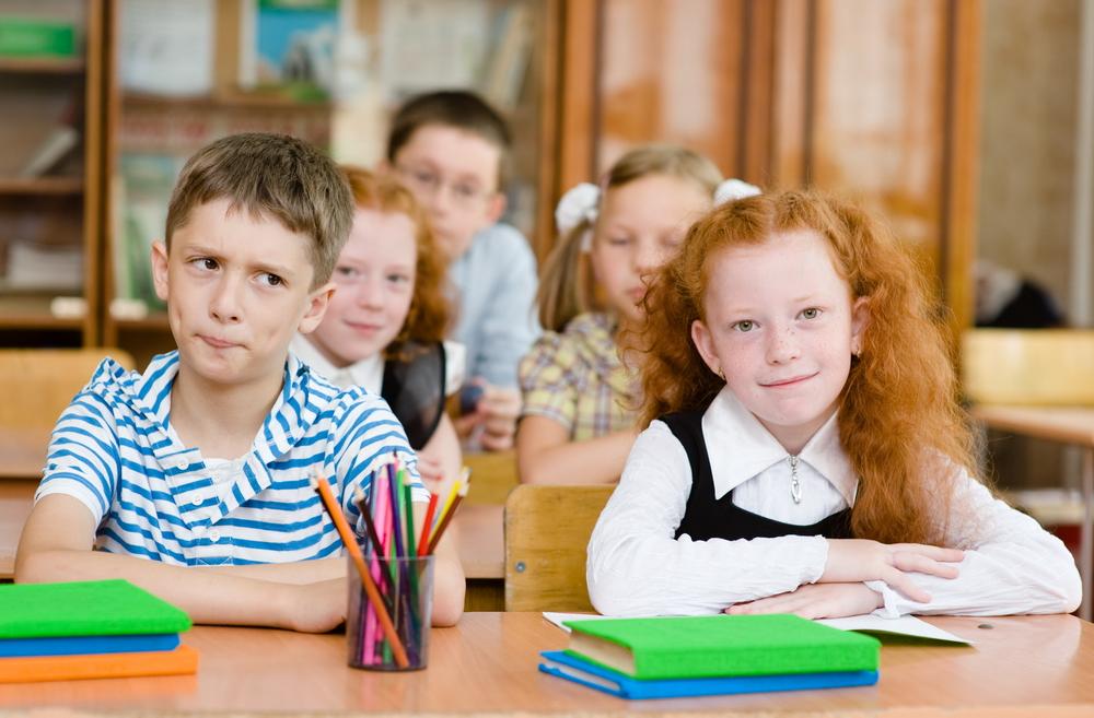 Учительница, обеспокоена поведением своего ученика. Но то, что он говорит ей – шок!