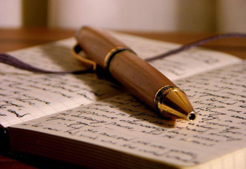 Жена изливает чувства в своем дневнике. Подождите, пока вы не узнаете, что написал ее муж!