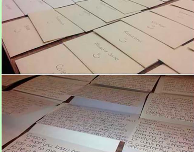 Учительница отправила письмо каждому ученику после этого родительского собрания!