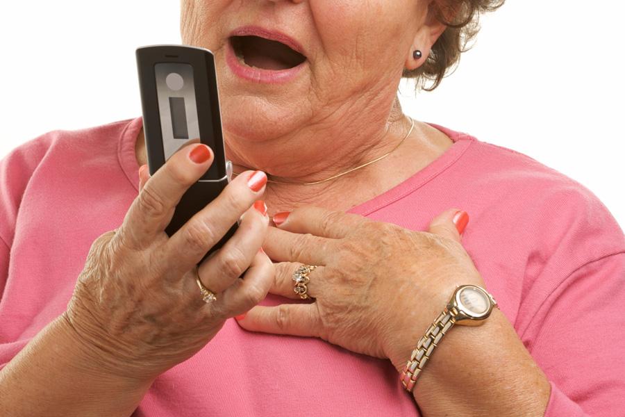 Бабушка дает своему внуку указания, как пройти к ее дому, но то, что она сказала ему в конце – просто класс!