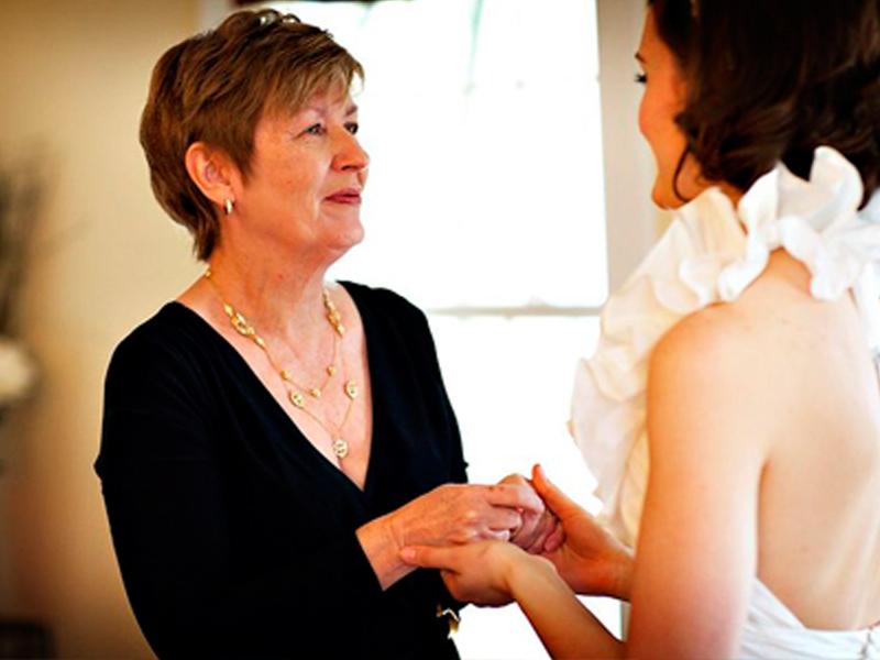 Мама решила дать совет дочке перед свадьбой. Но, она и представить не могла, как его поймет дочка…