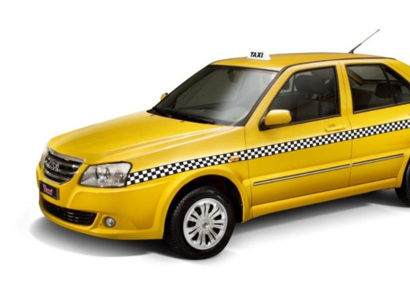Смешной диалог вышел в такси!
