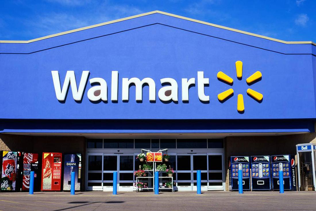 Он попробовал воспользоваться новым устройством в Walmart. Но результат – невероятно!