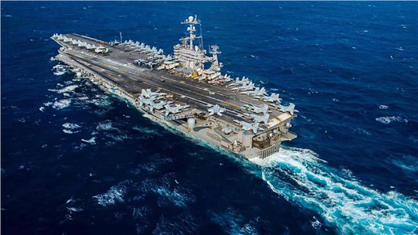 Новобранец военно-морского флота познакомился с отличным способом «выпустить пар», но подождите, пока вы не узнаете, как это работает!