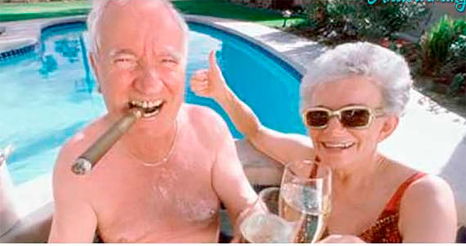Парень спрашивает дедушку, как часто семейные пары делают «это». Он никогда не ожидал, что его дедушка скажет ему такое!