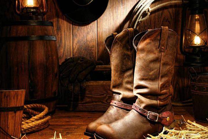 Пожилой человек так гордился своими совершенно новыми ковбойскими сапогами, но реакция его жены – бесценно!