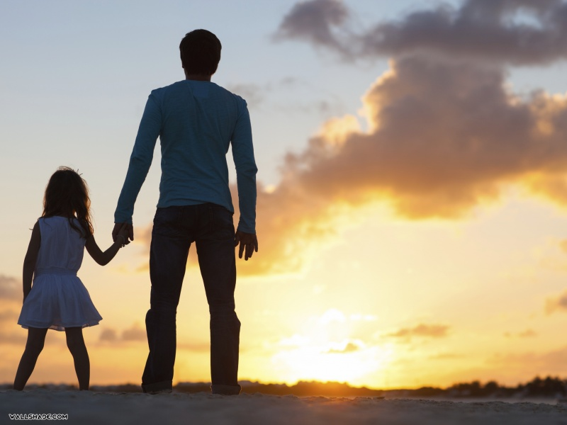 То, как отец объяснил дочке, что такое галлюцинации — действительно забавно!