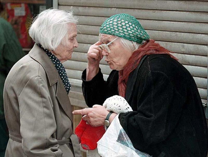 Старушка попросила свою подругу об одолжении, но она никогда не ожидала такого!