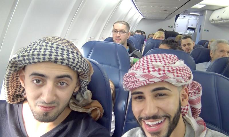 Лучший разговор между арабами и американцем. Это золото!