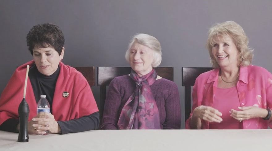Три пожилые дамы делятся историями о старости, но приготовьтесь к тому, что скажет последняя леди!