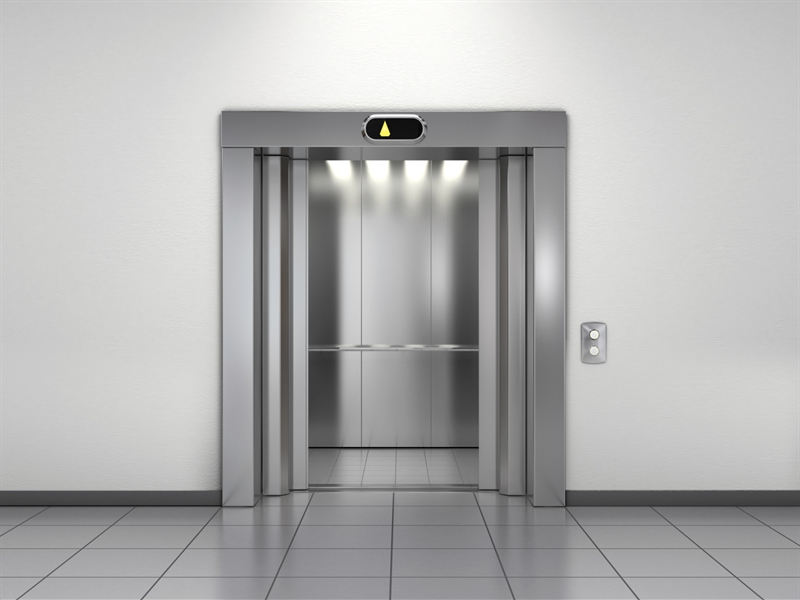 То, что сказал мужчина, когда узнал о поломке лифта — нечто!
