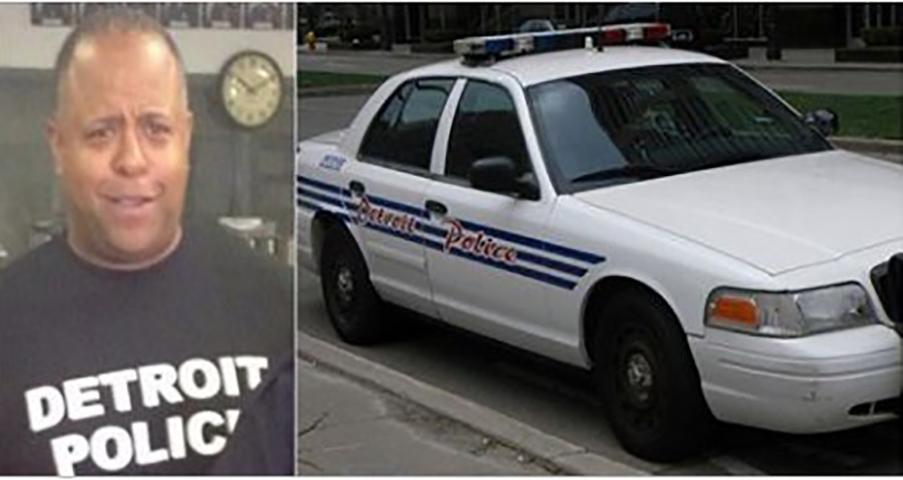 Офицер подслушивает беседу 9-летней девочки в полицейском участке, и немедленно ищет других офицеров!
